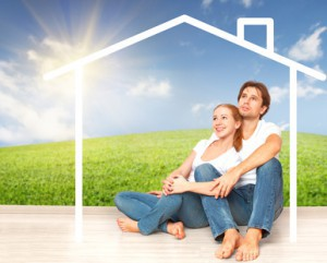 Concept:  housing and mortgage for young families